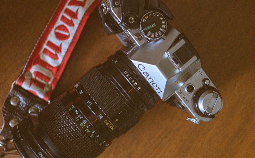Thoughts On the Canon AE-1 Program sofar…