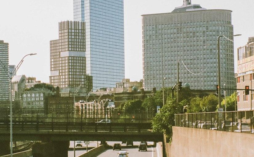 Boston Street Photography Part 3: Exploring Boston on ColoredFilm