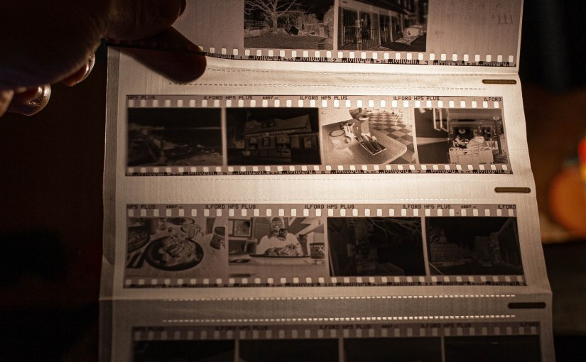 Ilford400 B&W FilmSelects