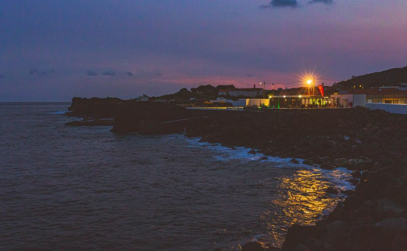 Bar Boa Vista: Summer Evening of Great Music, Friends, & Jaw-Dropping Sunset in theAzores